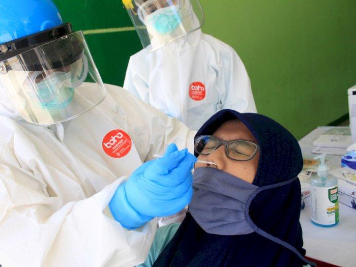 Stok Alat PCR dan APD di Nias Menipis, Akibatnya Kasus Covid-19 Terus Melonjak