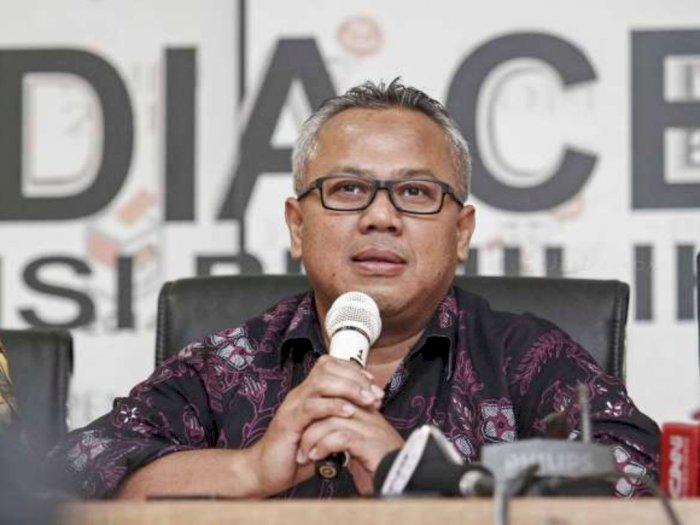 Ketua KPU RI Arief Isolasi Mandiri Setelah Akui Terpapar Covid-19