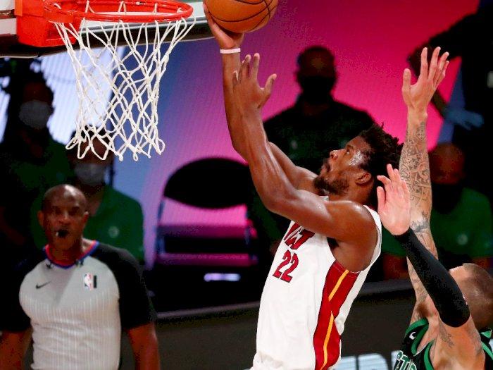 FOTO: Heat Kembali Memimpin 2-0 atas Celtics di Final Wilayah Timur NBA