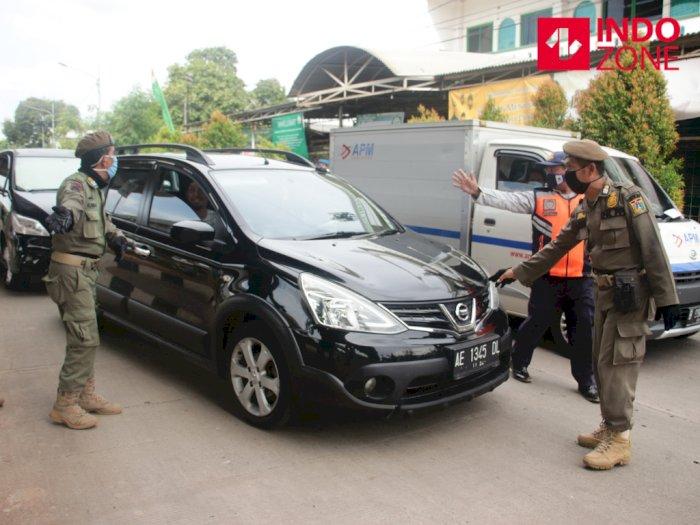 Sanksi untuk Pengendara Mobil Tak Pakai Masker, Ini Penjelasan Satpol PP DKI