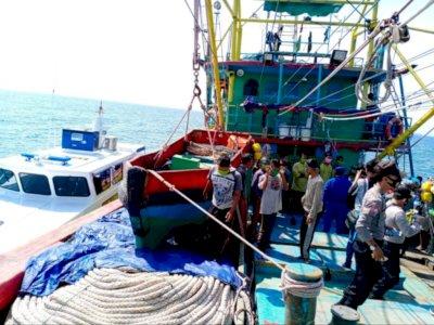 Terungkap Alasan ABK Masukan 5 Jasad Rekannya ke Freezer di Kepulauan Seribu
