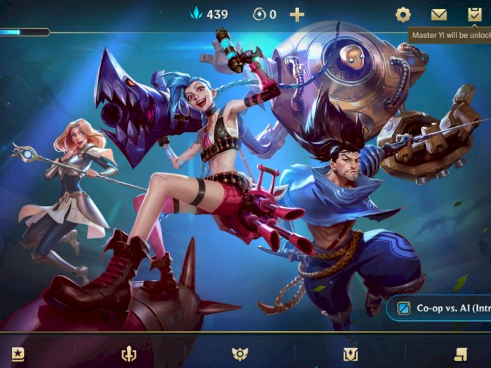 Review League of Legends: Wild Rift Closed-Beta, ML Hingga AOV Lewat!