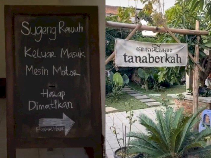 Keren Abis! Menuju Coffee Shop Ini Harus Ngelewatin Kamar Kosan Dulu!