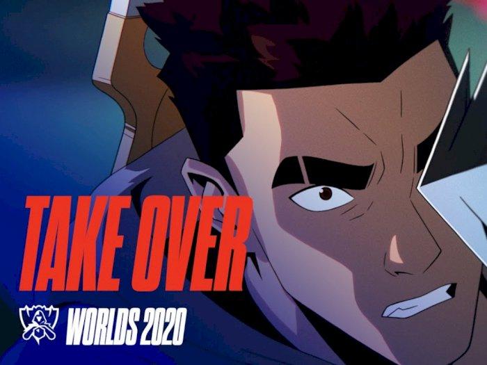 Riot Games Rilis Lagu Resmi untuk Turnamen Worlds 2020 dengan Judul 'Take Over'