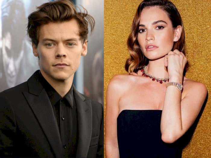 Harry Styles dan Lily James Akan Bintangi 'My Policeman'