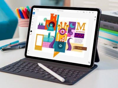 Aplikasi Adobe Illustrator untuk iPad Bakal Diluncurkan Bulan Oktober Ini!