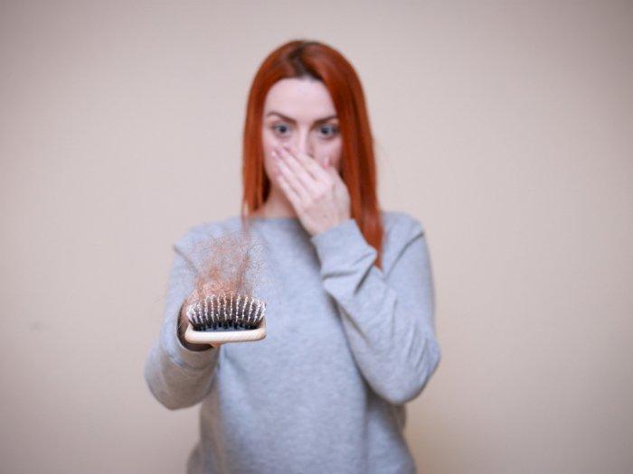 Berikut Ini Suplemen Terbaik untuk Pria dan Wanita yang Alami Rambut Rontok