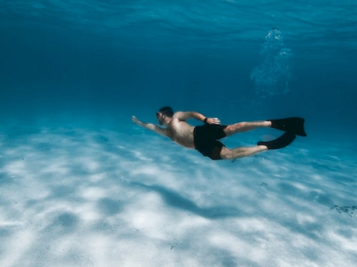 Apa yang Terjadi Jika Manusia Bisa Bernapas di Dalam Air?