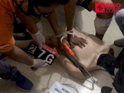 Rekonstruksi Mutilasi Kalibata: Potongan Tubuh Korban Ditaburi Ini Agar Tak Bau