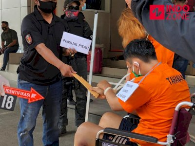 Rekonstruksi Mutilasi Kalibata: Adegan Awal Perencanaan Mencari Korban