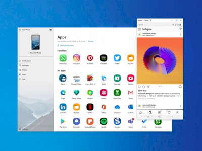Software Your Phone di Windows 10 Kini Bisa Jalankan Aplikasi Android