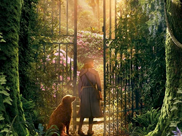 "Sinopsis ""The Secret Garden (2020)"" - Taman Tersembunyi yang Penuh Keajaiban"