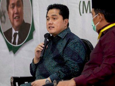 Erick Thohir Apresiasi Penerapan Protokol Kesehatan di Bandara Soekarno-Hatta