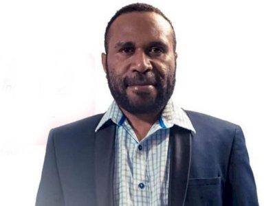 Wabub Erdi Dabi Tak Didiskualifikasi Pilkada Yalimo Walau Tersangka Tabrak Polwan di Papua