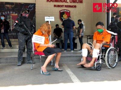Terungkap Sosok Sejoli Mutilasi Kalibata: Ojek Hingga Sarjana yang Ikut Olimpiade Kimia