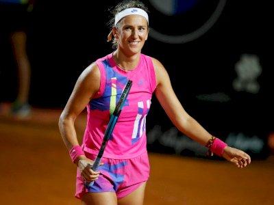 FOTO: Azarenka Taklukkan Unggulan Ketiga Kenin di Italia Open 2020