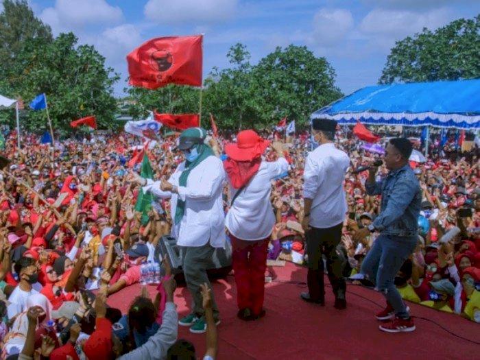Konser Musik Diizinkan pada Kampanye Pilkada 2020, PKS: Lelucon yang Harus Dilawan