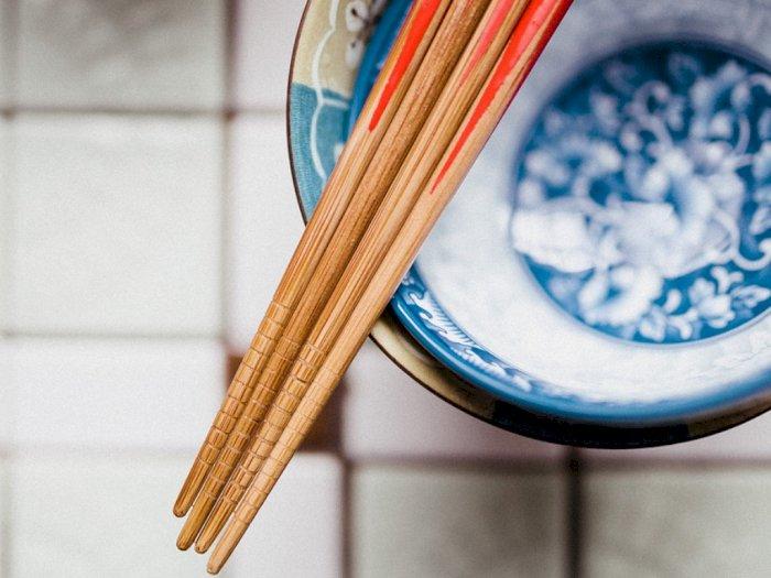 Mengenal Sumpit, Alat Makan yang Telah Digunakan Ribuan Tahun Lalu