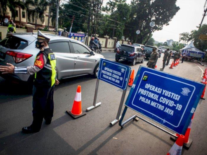 22.801 Pelanggar Terjaring Operasi Yustisi Selama 4 Hari di Jakarta