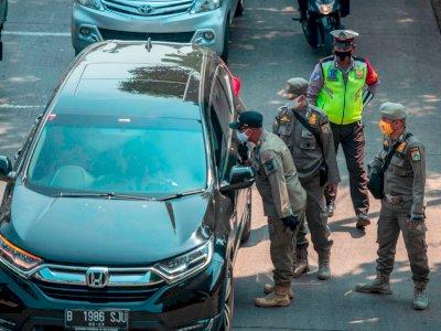 4 Hari Operasi Yustisi Jakarta, Denda Administrasi Capai Rp191 Juta