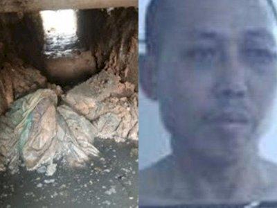 Heboh Terpidana Mati Bandar Narkoba Kabur dari Lapas, Ini Penampakan Lubang Pelariannya