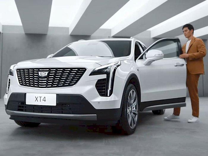 Mobil Cadillac XT4 2021 Hadir dengan Teknologi Face Unlock, Canggih!