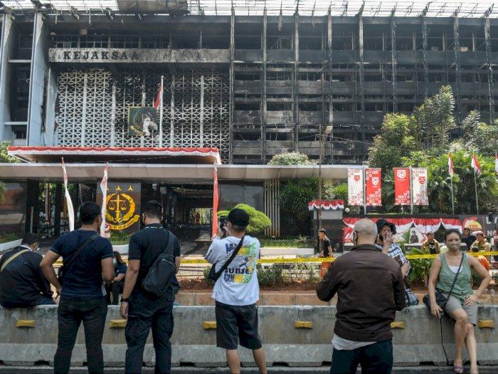 Kasus Kebakaran Kejagung, Hari Ini Tim Gabungan Gelar Perkara Awal di Status Sidik