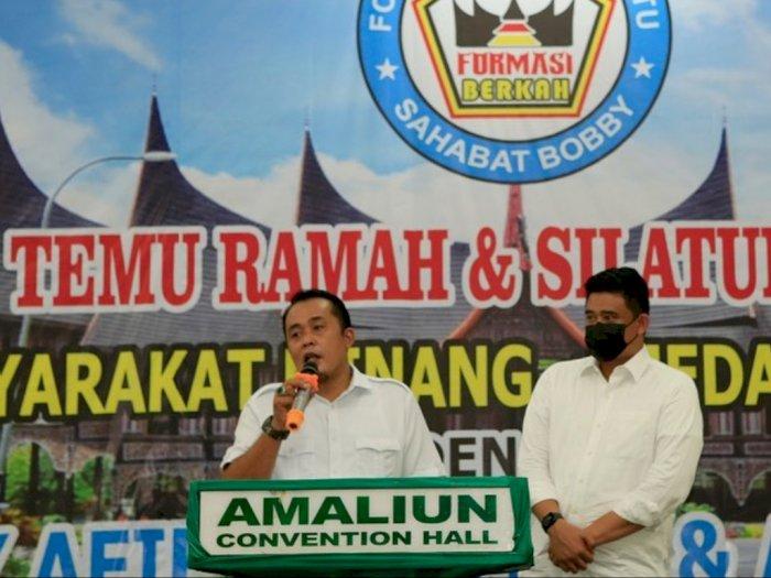 Aulia Rachman: Wakil Wali Kota Bukan Ban Serap