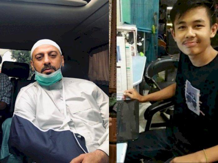 Syekh Ali Jaber Minta Maaf ke Penusuknya: Maafkan Saya Tidak Bisa Membelamu