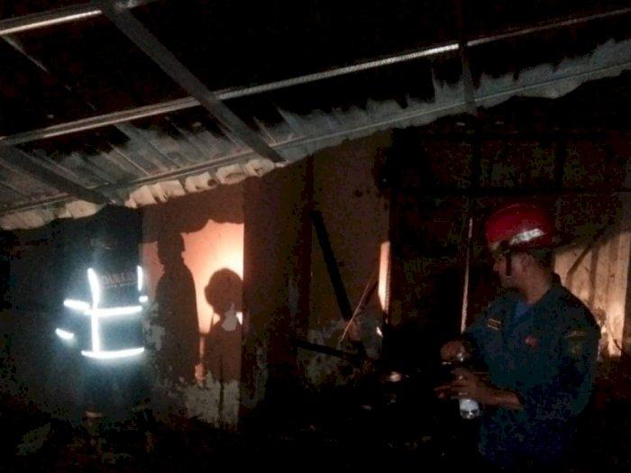 Perumahan Torganda Tuntungan Terbakar, 2 Rumah dan 1 Mobil Hangus
