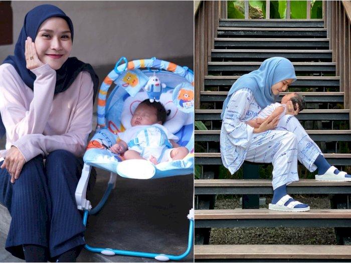 Pernah Kalut Saat Hamil Anak ke-5, Zaskia Adya Mecca: Maaf Sempat Ragu dengan Kehadiranmu