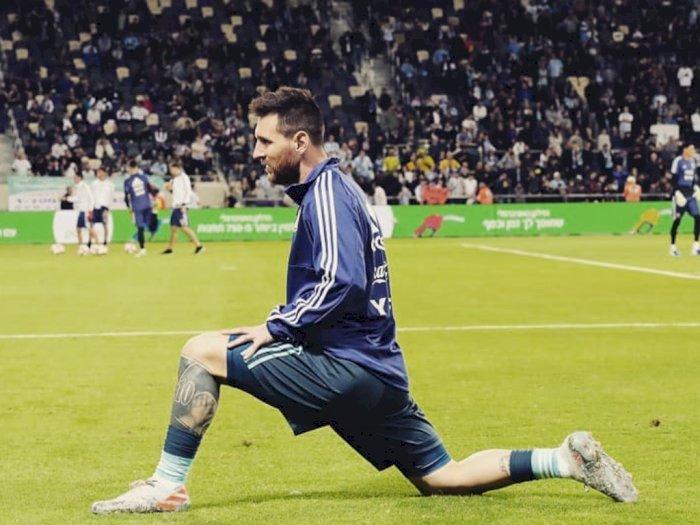 Daftar Skuad Argentina di Kualifikasi Piala Dunia, Nama Messi Ada!