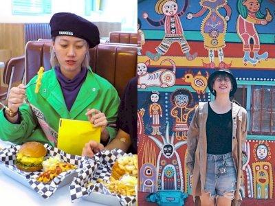 Ria SW Food Vlogger Pamit Hiatus Lagi, Merasa Bersalah Tak Bisa Maksimal saat Bikin Konten