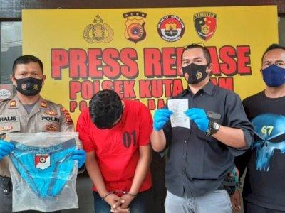 Terapis Pijat Laki-laki di Aceh Ditangkap Lecehkan Pelanggannya, Tergoda Ukuran Isi CD