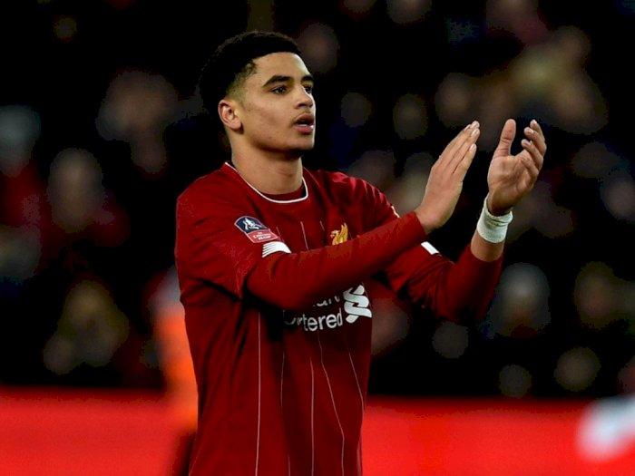 Ki-Jana Hoever Bakal Tinggalkan Liverpool dan Gabung Permanen ke Wolves