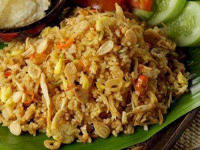 Menu Makan Malam Nikmat, Nasi Goreng Terasi Pedas