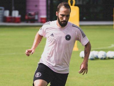 Higuain Pindah ke Inter Miami dengan Status Bebas Transfer
