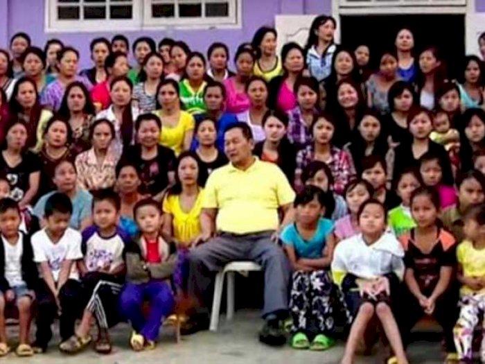 Kisah Pengusaha Punya 120 Istri yang Tersebar di Berbagai Daerah, Hidupnya Harmonis