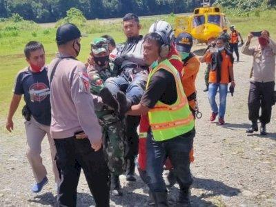 Dramatis, Begini Proses Evakuasi Kru Heli yang Hilang di Papua