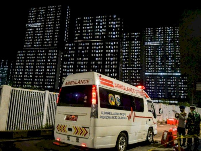 Waduh, Jumlah Pasien Covid-19 Dirawat di Wisma Atlet Capai 3.738 Orang