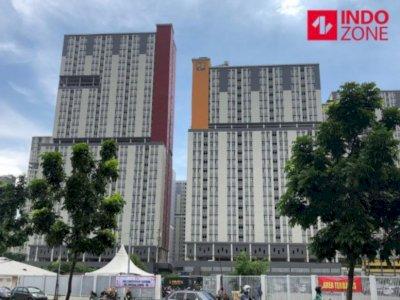 Hampir Penuh, Tower 5 Wisma Atlet untuk Isolasi Mandiri Sudah Terisi 91%