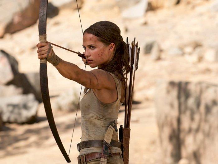 """Sinopsis """"Tomb Raider (2018)"""" -  Perjalanan Putri dari Seorang Petualang"""