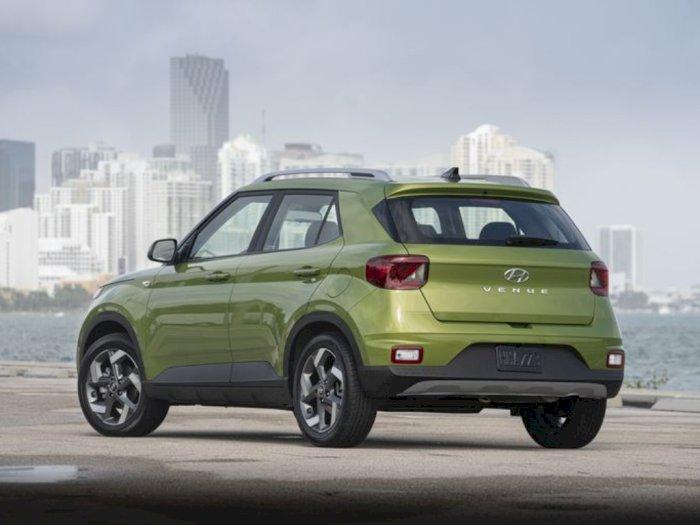 Mobil Hyundai Venue 2021 Tak Lagi Hadir dengan Varian Transmisi Manual