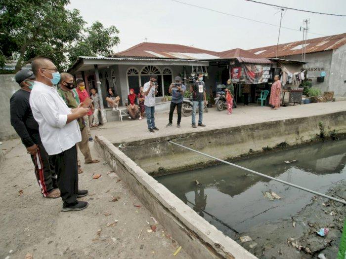 Drainase Dangkal di Marelan, Akhyar Kirim Foto ke Dinas PU Medan