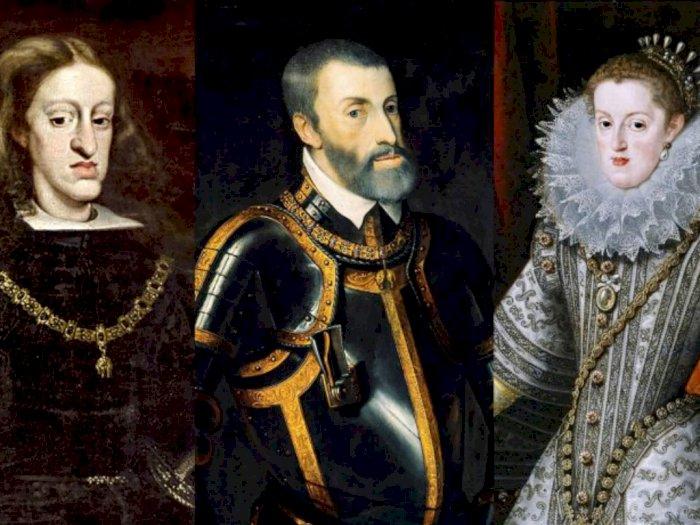 Perkawinan Sedarah Keluarga Kerajaan yang Menghasilkan 'Rahang Habsburgs'