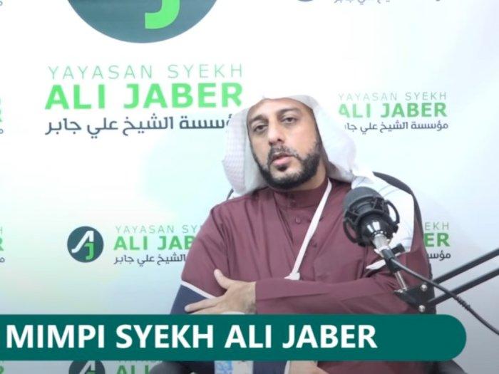 Syekh Ali Jaber Bermimpi Jumpa Alfin Andrian usai Ditikam, Pertanyaannya Tak Disangka