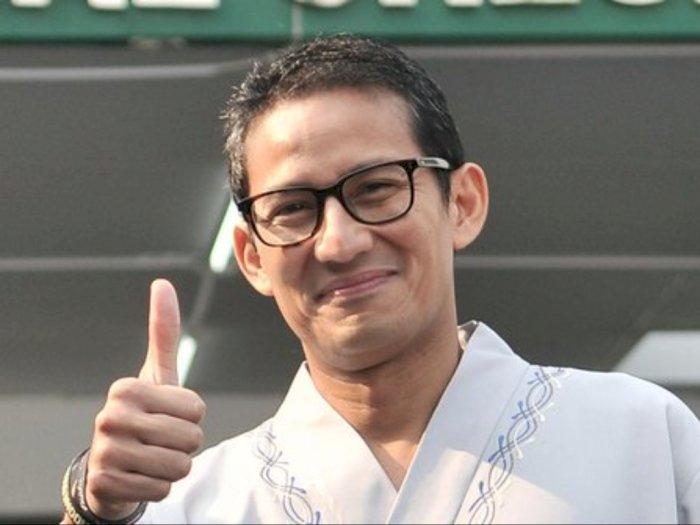 Sandiaga Uno Bergabung di Tim Pemenangan Bobby Nasution- Aulia Rahman, Kok Bisa?