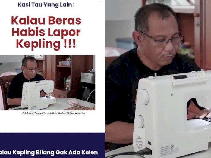 Muncul Blog Palsu Atas Nama Akhyar Nasution, Plt Wali Kota Medan: Jangan Usil Kali Kalian!