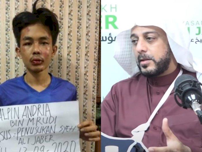 Anak Penikamnya Lahir, Syekh Ali Jaber Beri Selamat, Didoakan Jadi Penghafal Al Quran