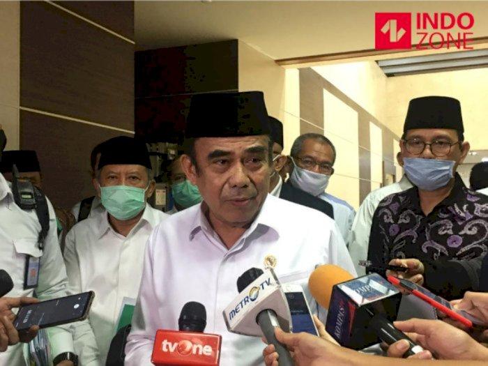 Positif Covid-19, Fachrul Razi Limpahkan Tugas ke Wamenag